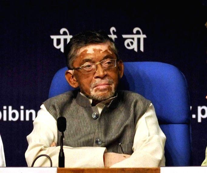 Santosh Gangwar. (File Photo: IANS)