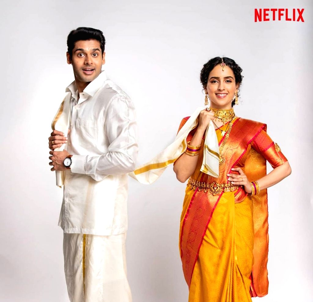 Sanya Malhotra bags romantic comedy with Abhimanyu Dassani. - Sanya Malhotra
