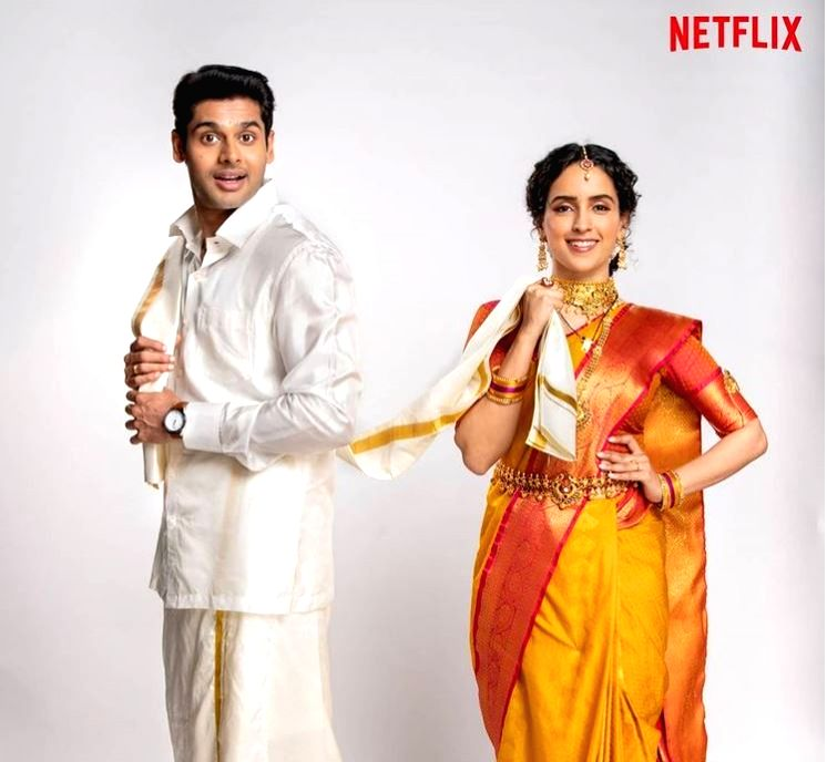 Sanya Malhotra bags romantic comedy with Abhimanyu Dassani - Sanya Malhotra