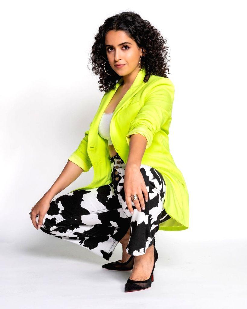 Sanya Malhotra recalls being rejected by Dharmesh Yelande.(photo:instagram) - Sanya Malhotra