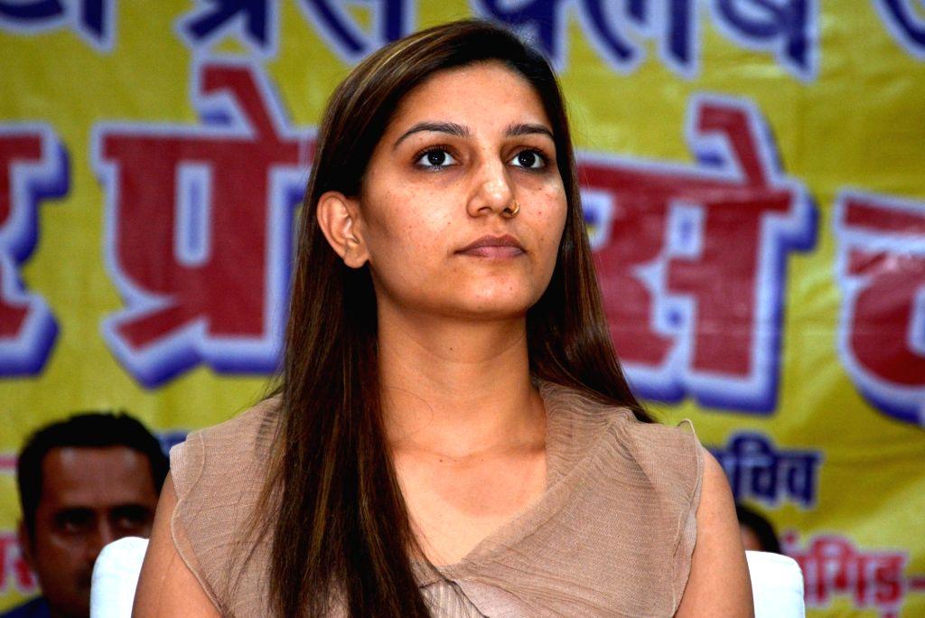 Sapna Choudhary. (File Photo: IANS) - Sapna Choudhary