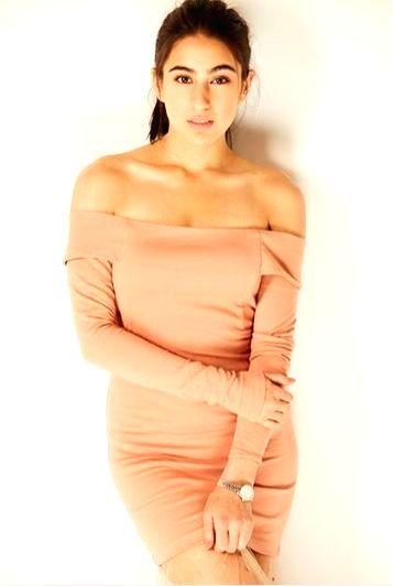 Sara Ali Khan's key to stay positive amid lockdown. - Sara Ali Khan