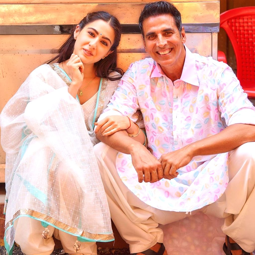 Sara reveals 'stalking' Akshay Kumar during 'Atrangi Re' shoot - Akshay Kumar