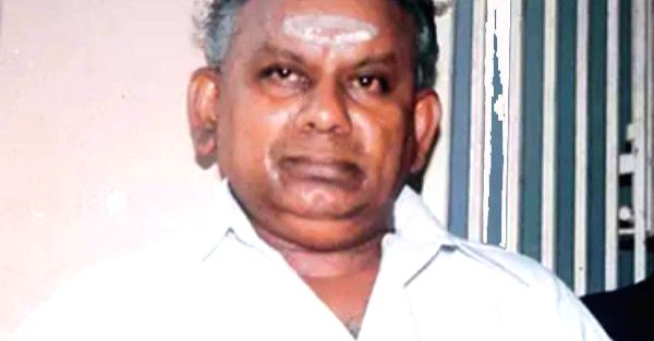 Saravana Bhavan restaurant owner P. Rajagopal