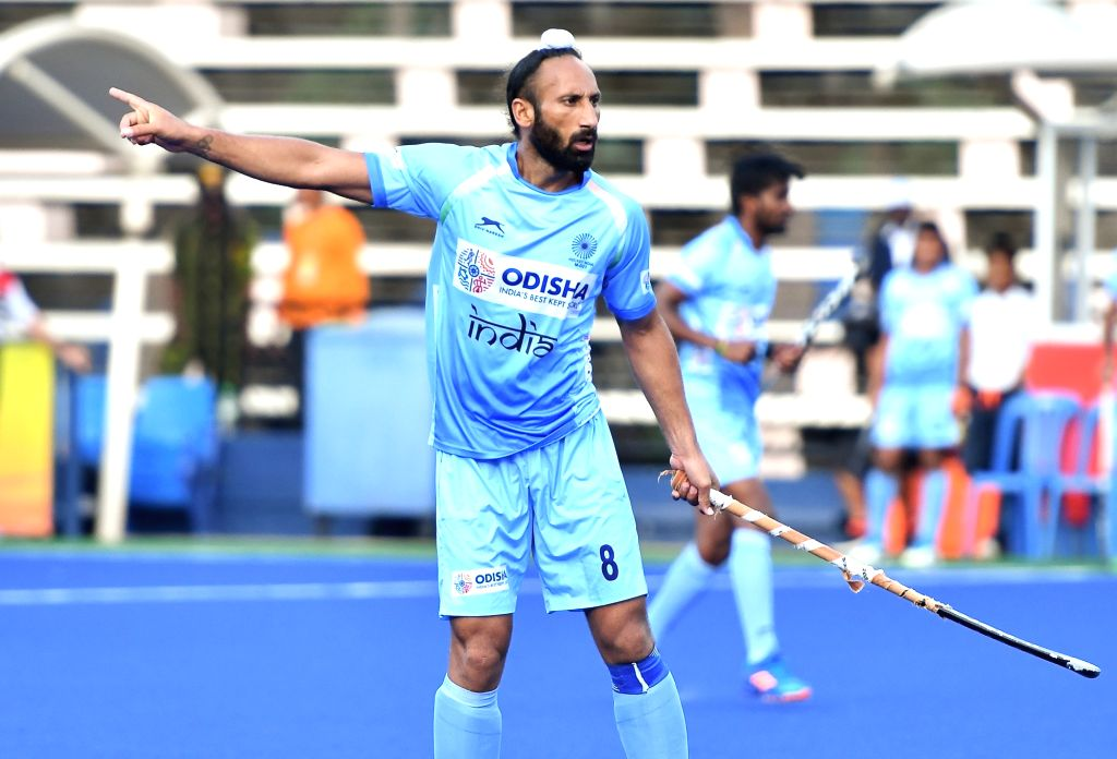 Sardar Singh. - Sardar Singh