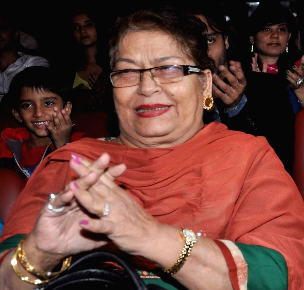 Saroj Khan. (File Photo: IANS) - Saroj Khan