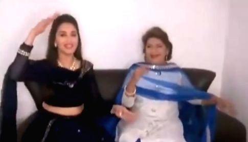 Saroj Khan had composed 'Ek do teen' steps in just 20 minutes. - Saroj Khan