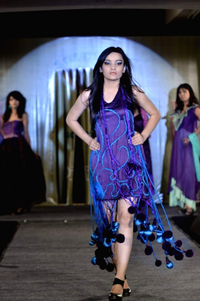 Sasmira College Annual Fashion Show At Worli