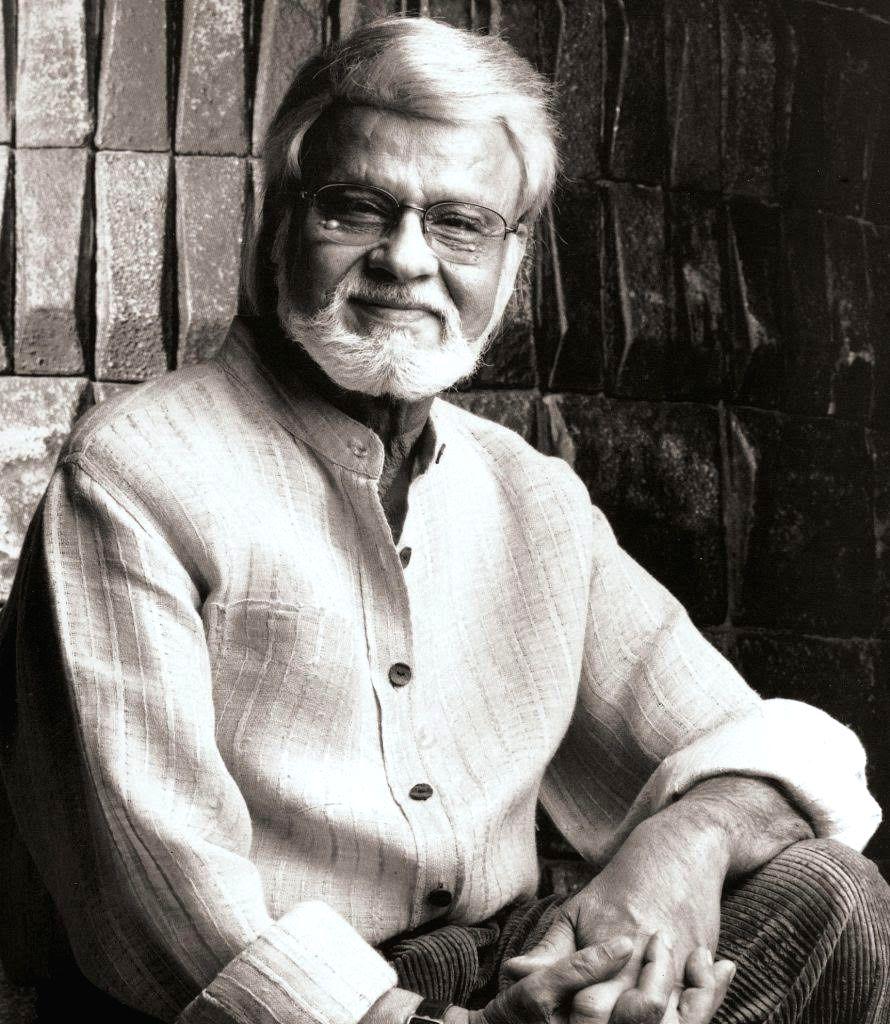 Satish Gujral.