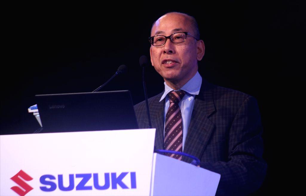 Satoshi Uchida becomes new head of SMIPL. (Photo: IANS)