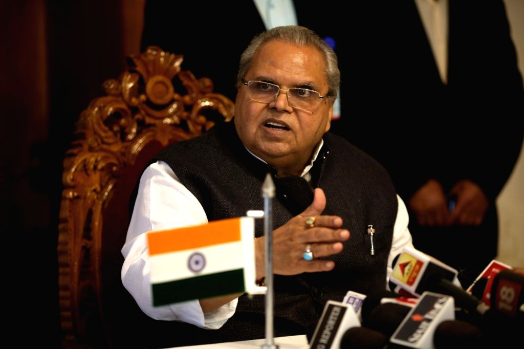 : Satya Pal Malik. (File Photo: IANS).