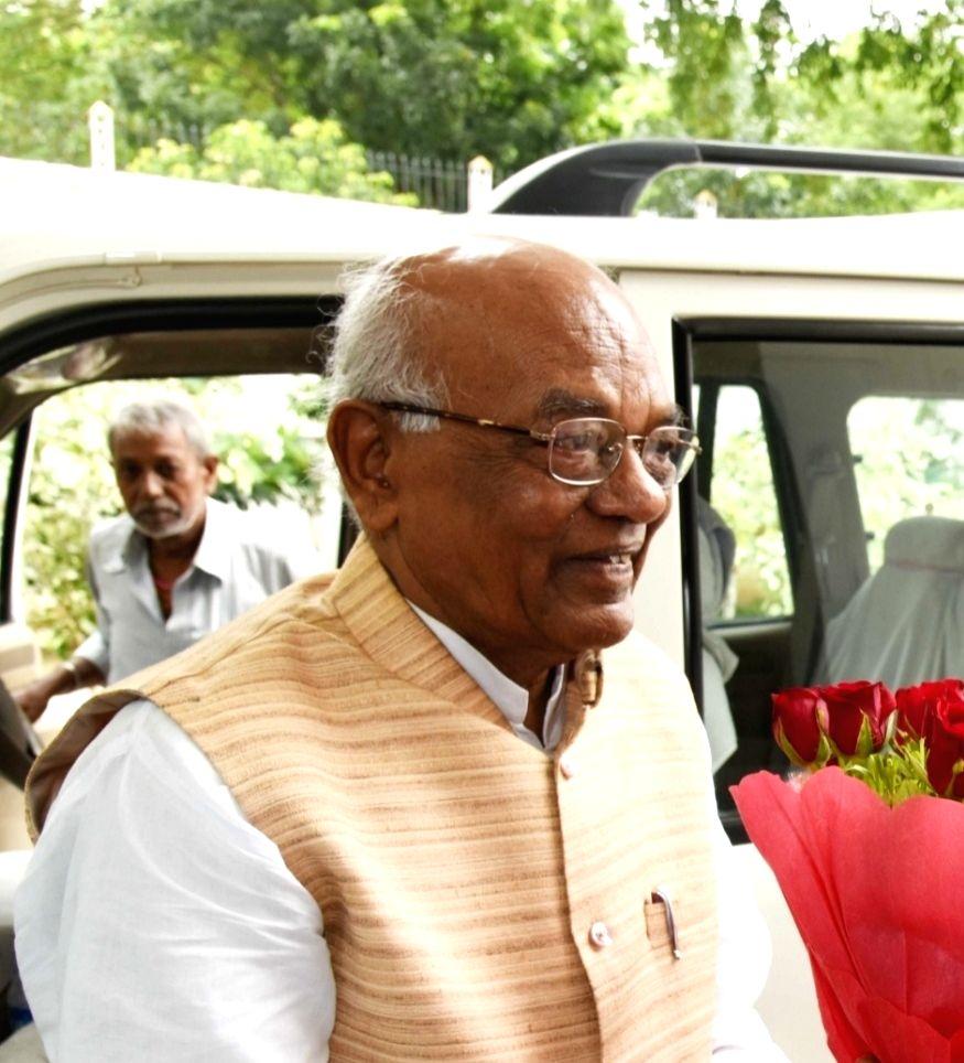 Satyadev Narayan Arya (File Photo: IANS)