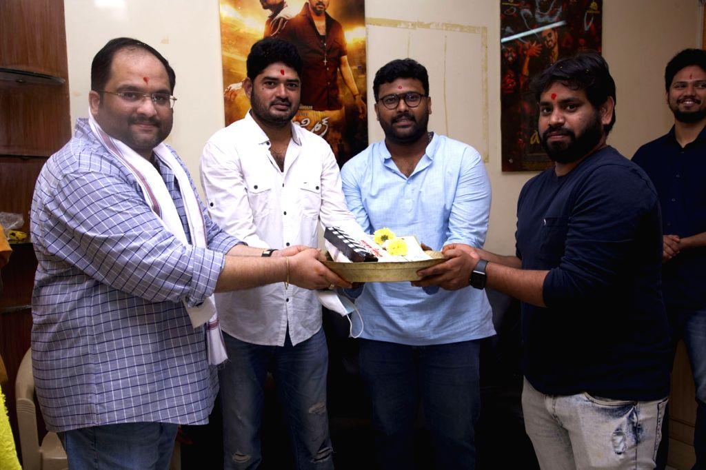 Satyadev's 'Thimmarusu' launched in Hyderabad!