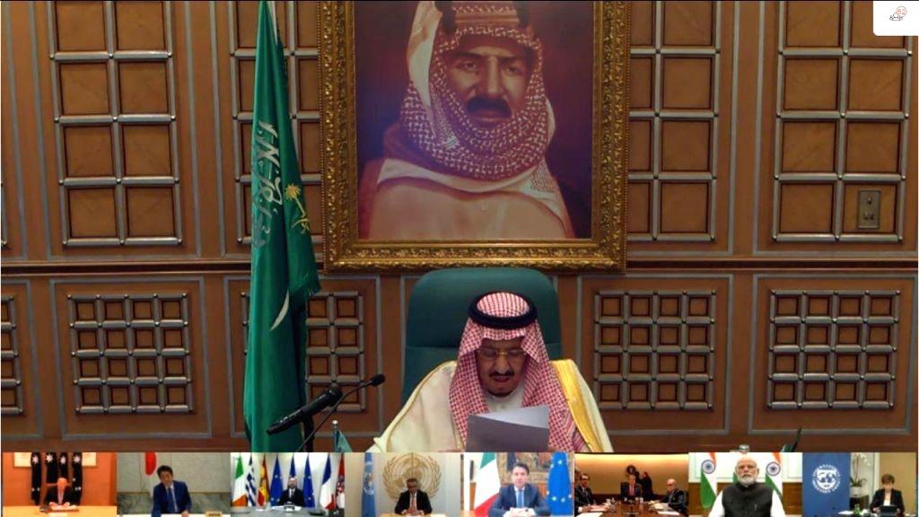 Saudi G20 presidency calls for COVID-19 financing