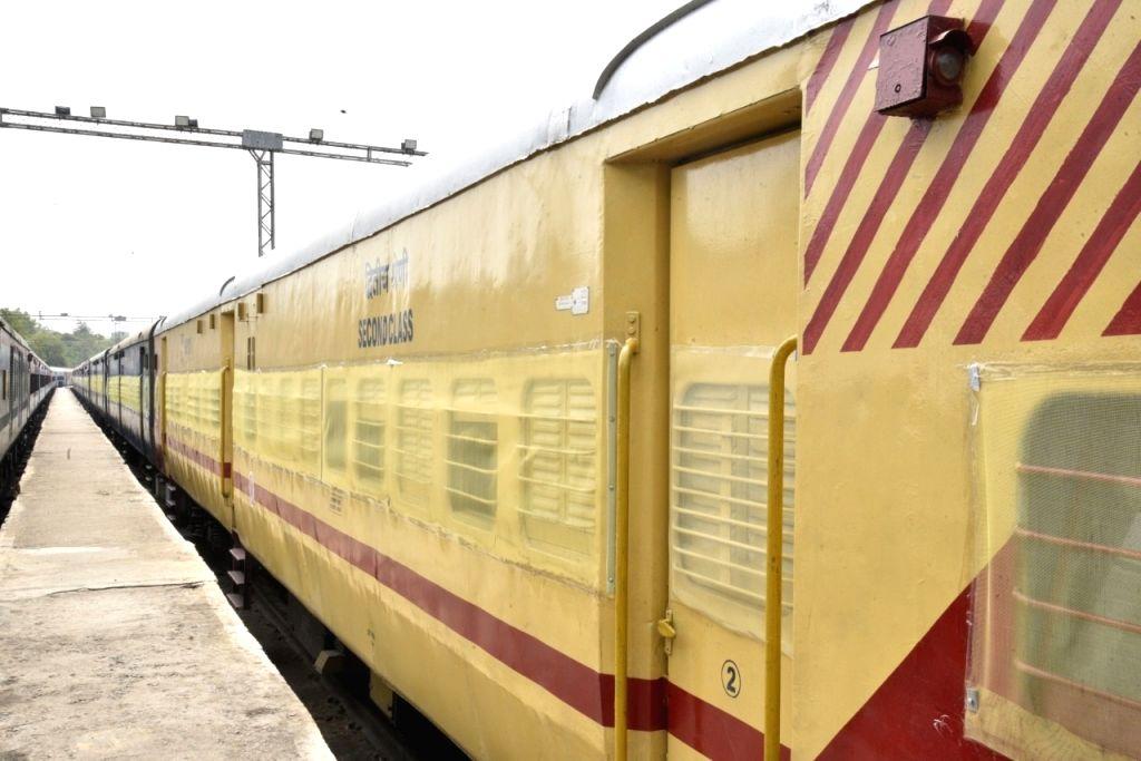 SC Railway converts 486 coaches into isolation coaches