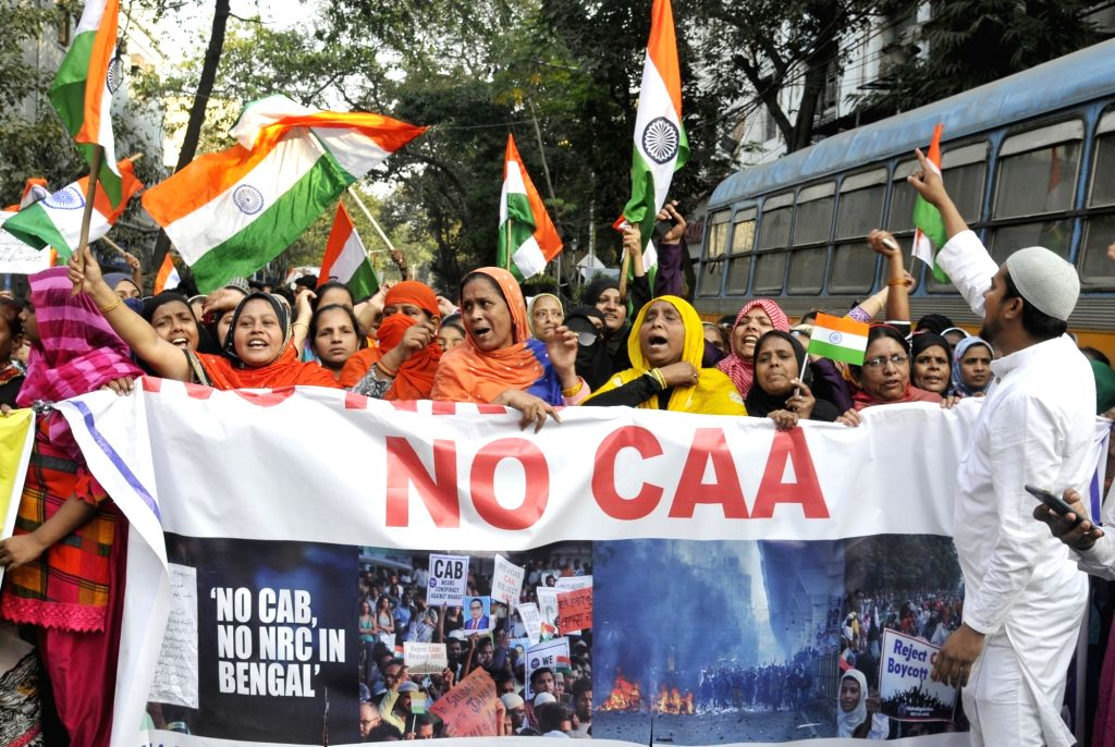 SC to hear over 140 pleas challenging CAA on Wednesday