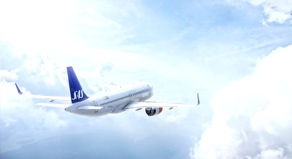 Scandinavian Airlines. (Photo: Twitter/@SAS)