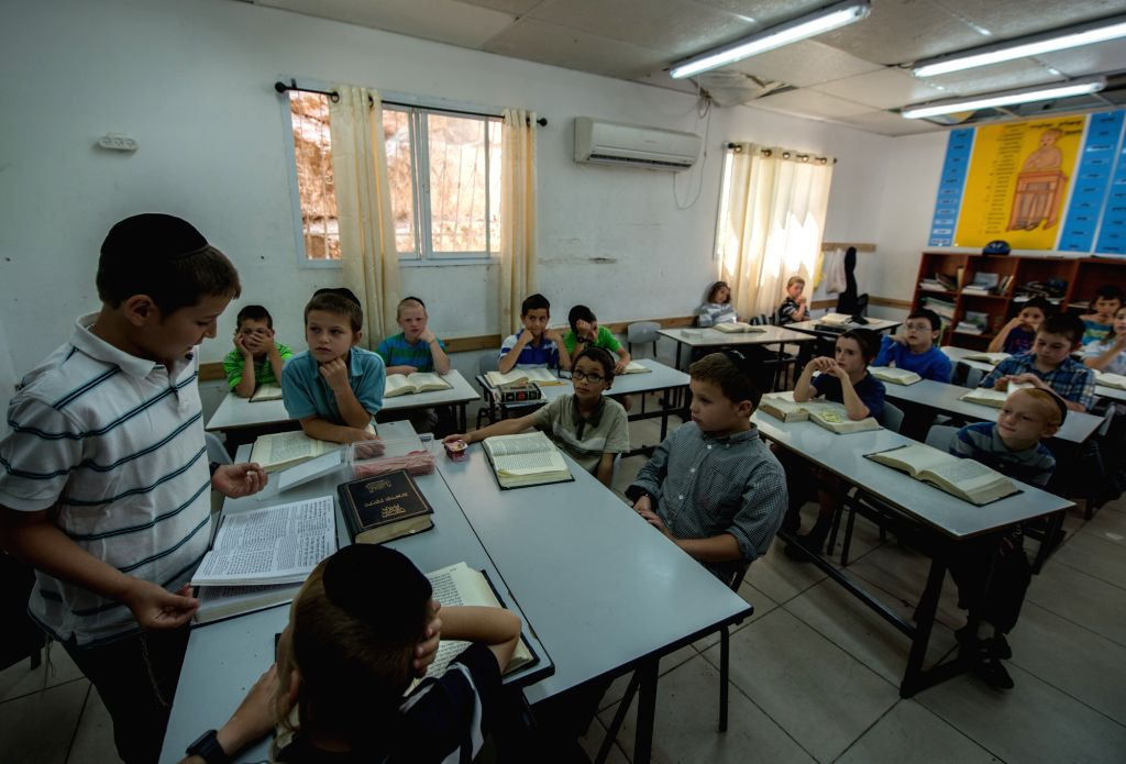 Schools to reopen in Israel on Tuesday amid pandemic