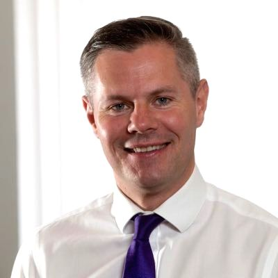 Scottish Finance Secretary Derek Mackay.