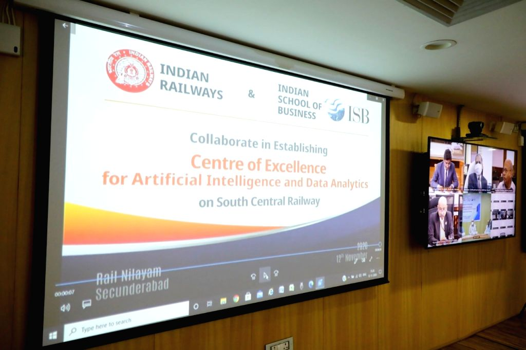 SCR, ISB team up on AI, data analytics for better services.