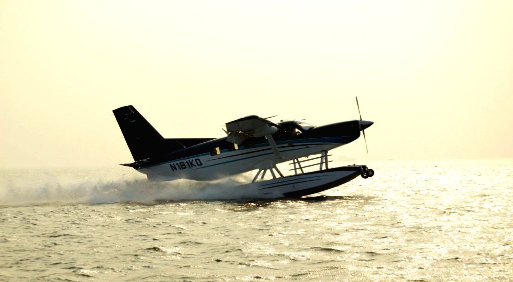 Seaplane. (Photo: IANS)