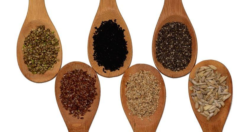 Seeds. (Photo Courtesy: Pixabay)