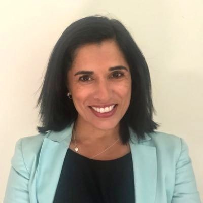 Seema Nanda, who has been nominated by President Joe Biden to be the Department of Labour solicitor. (Photo: Twitter).