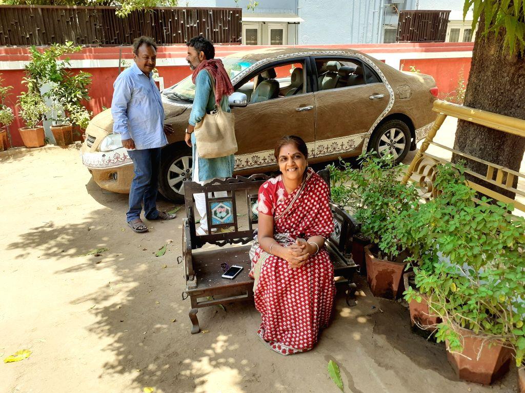 Sejal Shah. (Photo: IANS/Megha Modi) - Sejal Shah and Megha Modi