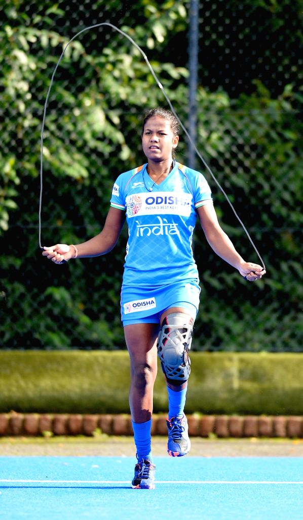 Self-belief in the team is really strong, says midfielder Namita.