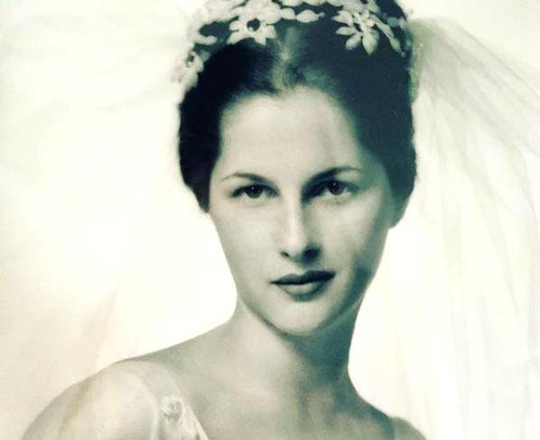 Selma Blair's mother Molly Cooke no more