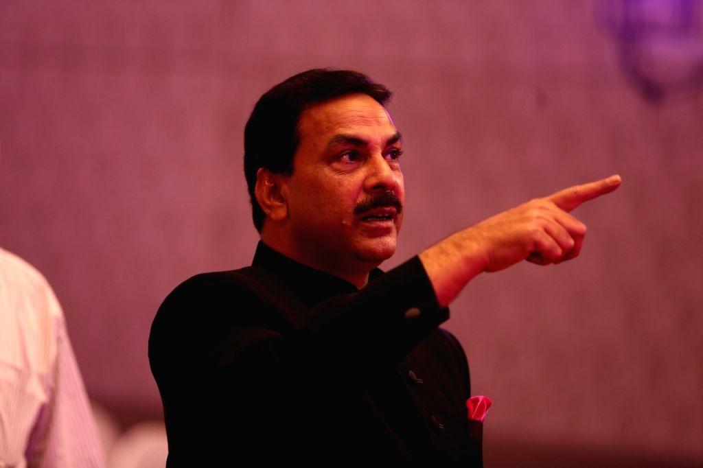 Senior INC leader & ex-Minister Naseem Khan. - Naseem Khan