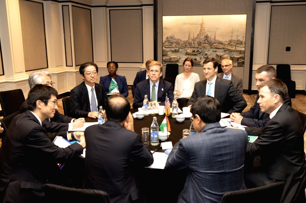 Senior official from the Quad countries ??? India, Australia, Japan and the United States ??? met in Bangkok on Friday, May 31, 2019, for consultations. W Patrick Murphy, the US Principal Deputy ...