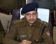 Senior Superintendent of Police Shalabh Mathur