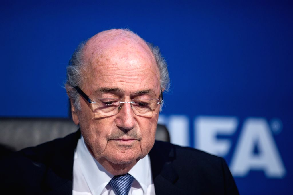 Sepp Blatter. (File Photo: IANS)