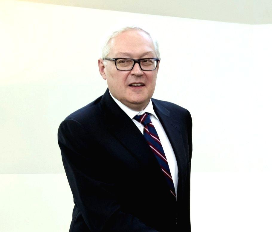 Sergei Ryabkov. (File Photo: IANS)