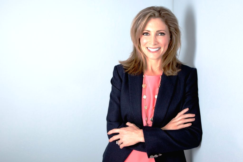 Seven-time Olympic medalist, American gymnast and nine-time World Champion, Shannon Miller.