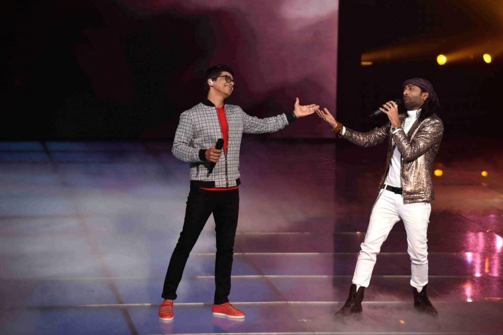 Shaan and Rituraj Mohanty pay tribute to frontline workers on reality show