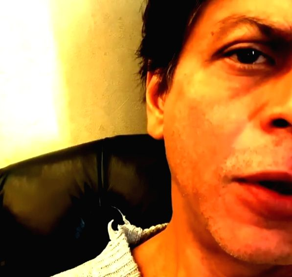 """Shah Rukh Khan has teased his fans with a new video on Instagram, which has left them confused! The superstar posted the video to celebrate three years of his film """"Raees"""", which released ... - Rukh Khan"""