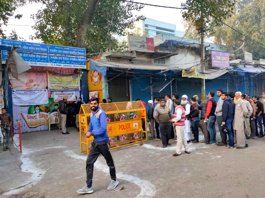 Shahdara Constituency in Delhi.