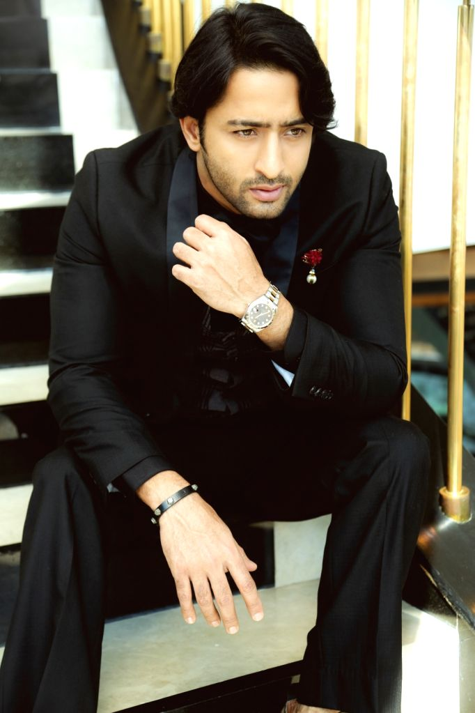 Shaheer Sheikh talks about his childhood ambition images. - Shaheer Sheikh