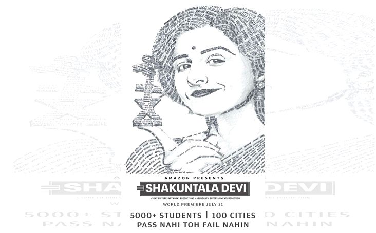 Shakuntala Devi: Adds up to one-time watch (IANS review; Rating: * * * )