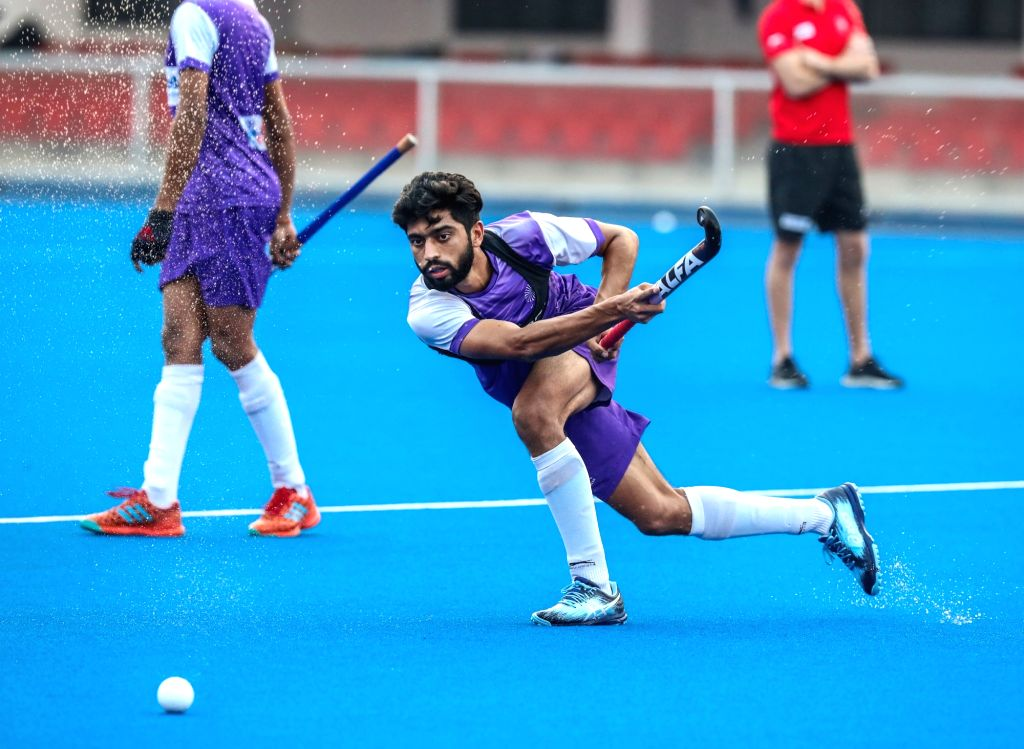 Shamsher Singh aims to become a dependable player for Indian hockey team. - Shamsher Singh
