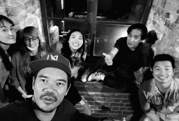 'Shang-Chi': First production pic shared by director.