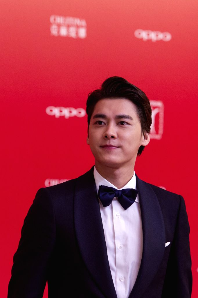 SHANGHAI, June 18, 2017 - Actor Li Yifeng attends the 20th Shanghai International Film Festival in Shanghai, east China, June 17, 2017. The 20th Shanghai International Film Festival kicked off here ... - L