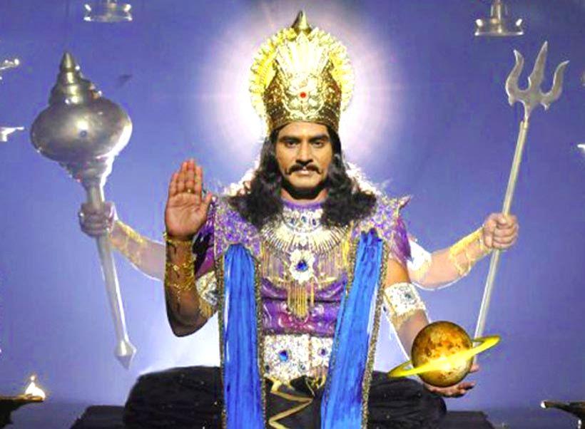 Shani Jayanti: Daya Shankar Pandey on how playing Shani influenced him. - Daya Shankar Pandey