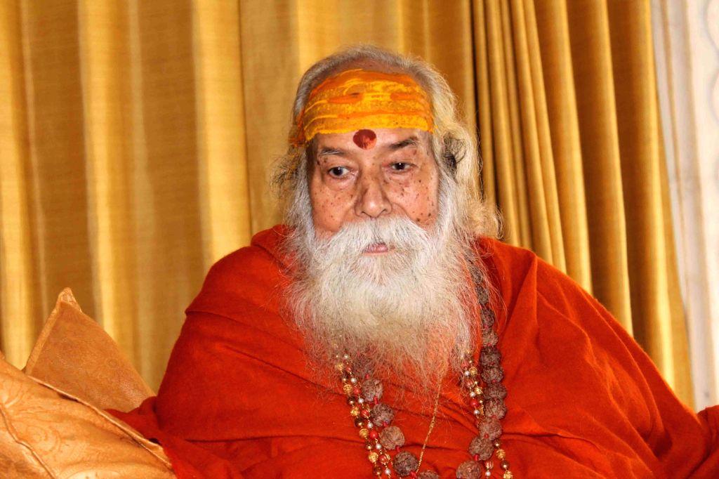 Shankaracharya Swami Swaroopanand Saraswati.(File Photo: IANS)