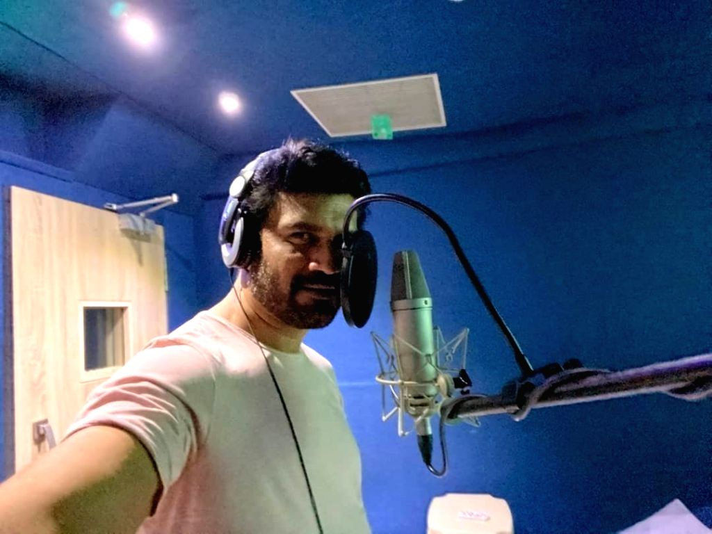 Sharad Kelkar finishes dubbing for The Family Man 2