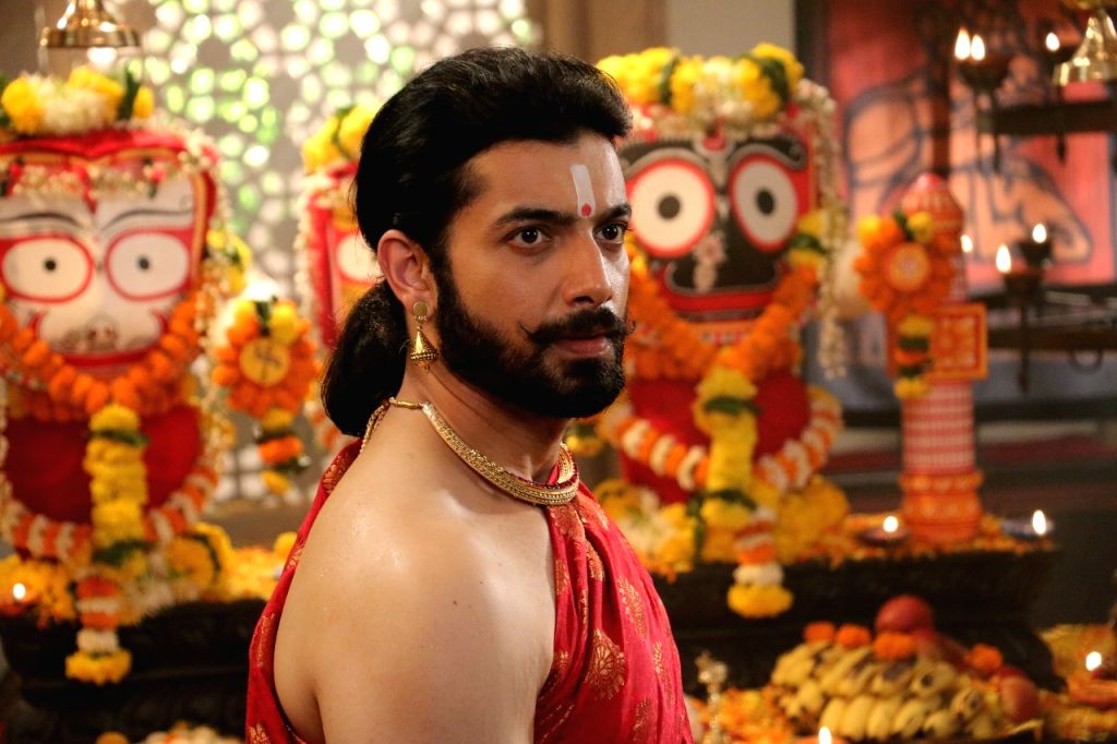 Sharad Malhotra reveals how he prepared for his on-screen character in 'Vidrohi - Sharad Malhotra
