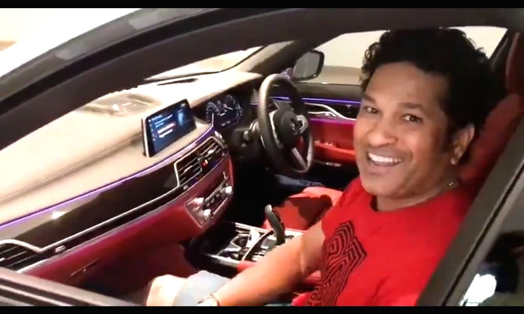 """Sharing the first """"driverless parking"""" experience with his 29.9 million followers on Twitter, cricket icon Sachin Tendulkar said on Saturday it felt like """"Mr. India"""" doing the job for him. The post, however, also sparked a debate on the need of weari - Sachin Tendulkar"""