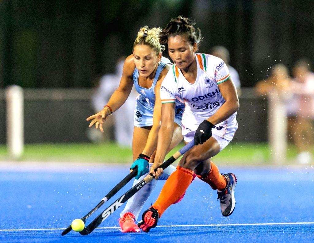 Sharmila, Hockey (credit: HIL)